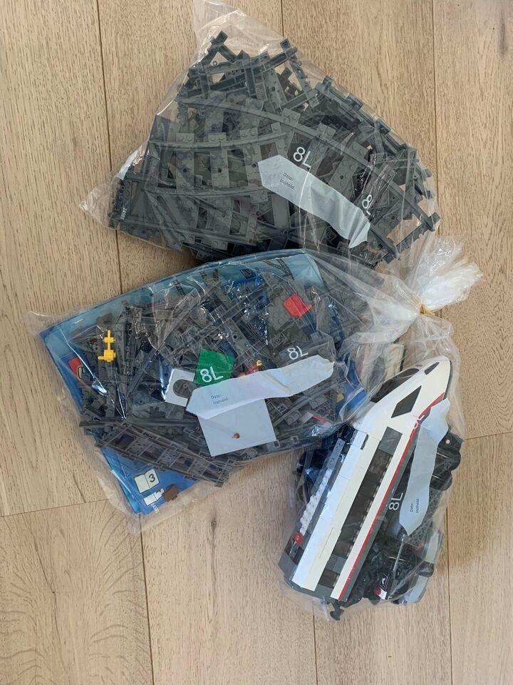 Lego City, Lyntog 60051