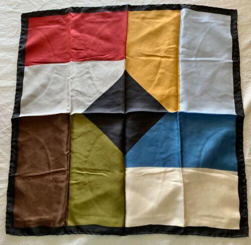 Elegant Dumont Pocket Silk square