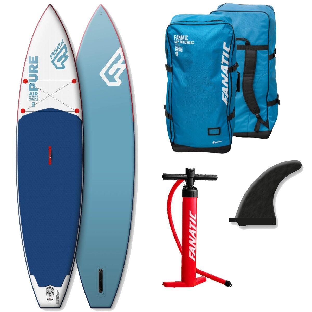 Fanatic Pure Air Touring Hinchable Sup 11.6 Tabla Surf de Remo 2018