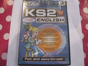 LETTS-Keystage-2-English-Revision-Guide-Brand-New-in-Original-Packaging