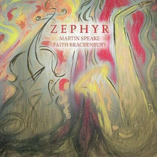 Speake Martin / F. Brackenbury - Zephyr Nuevo CD