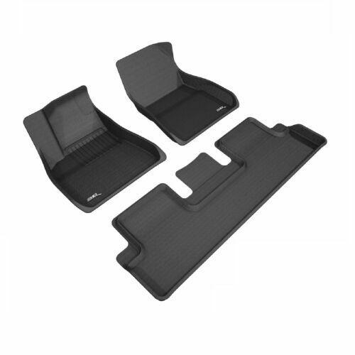 Black Coverking Front Custom Fit Floor Mats for Select Toyota Camry Models CFMAX1TT9580 Carpet 70 oz