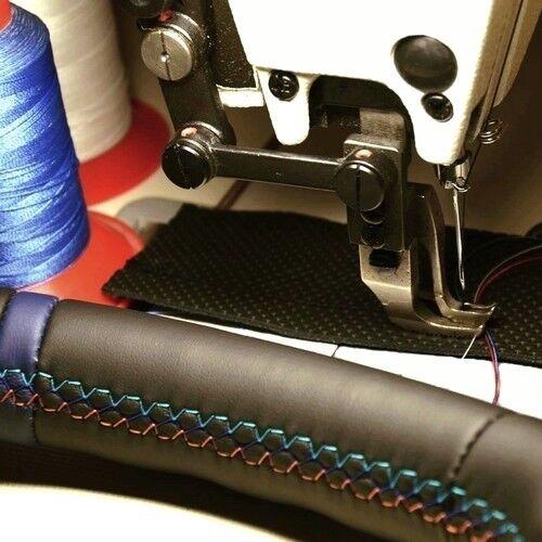 """Version /""""Color Classic/"""" by Onpira Wir beziehen Ihr Lenkrad neu mit Leder"""