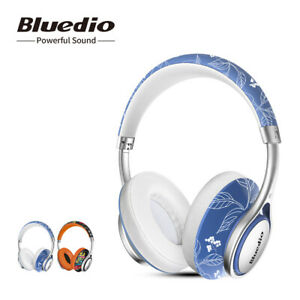 Bluedio-A2-Air-Bluetooth-4-2-Stereo-Headsets-Wireless-Headphones-Mic-Over-Ear