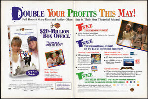 IT-TAKES-TWO-Orig-1996-Trade-print-AD-promo-MARY-KATE-and-ASHLEY-OLSEN-Twins