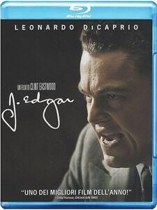 Blu-Ray-J-Edgar-FBI-LEONARDO-DI-CAPRIO-REGIA-Clint-Eastwood-ITALIANO
