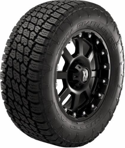 1 New LT 265//60R20 Nitto Terra Grappler G2 Tire 60 20 2656020 All Terrain A//T E