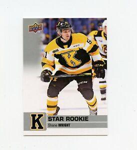 19/20 UPPER DECK CHL STAR ROOKIE RC SP #301-400 *69109