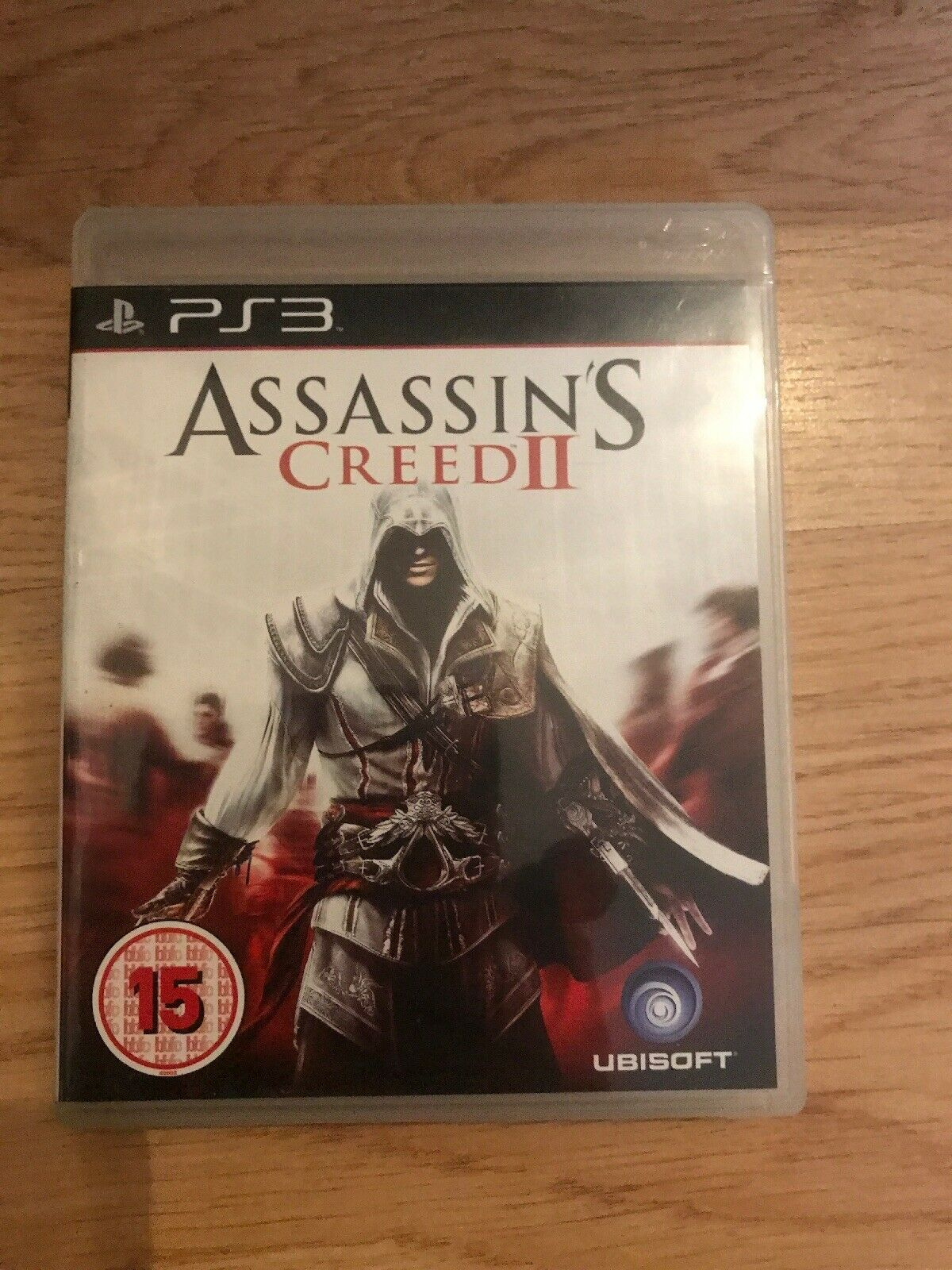 Assassins Creed 2 PS3 COMPLETE IN BOX UNTESTED