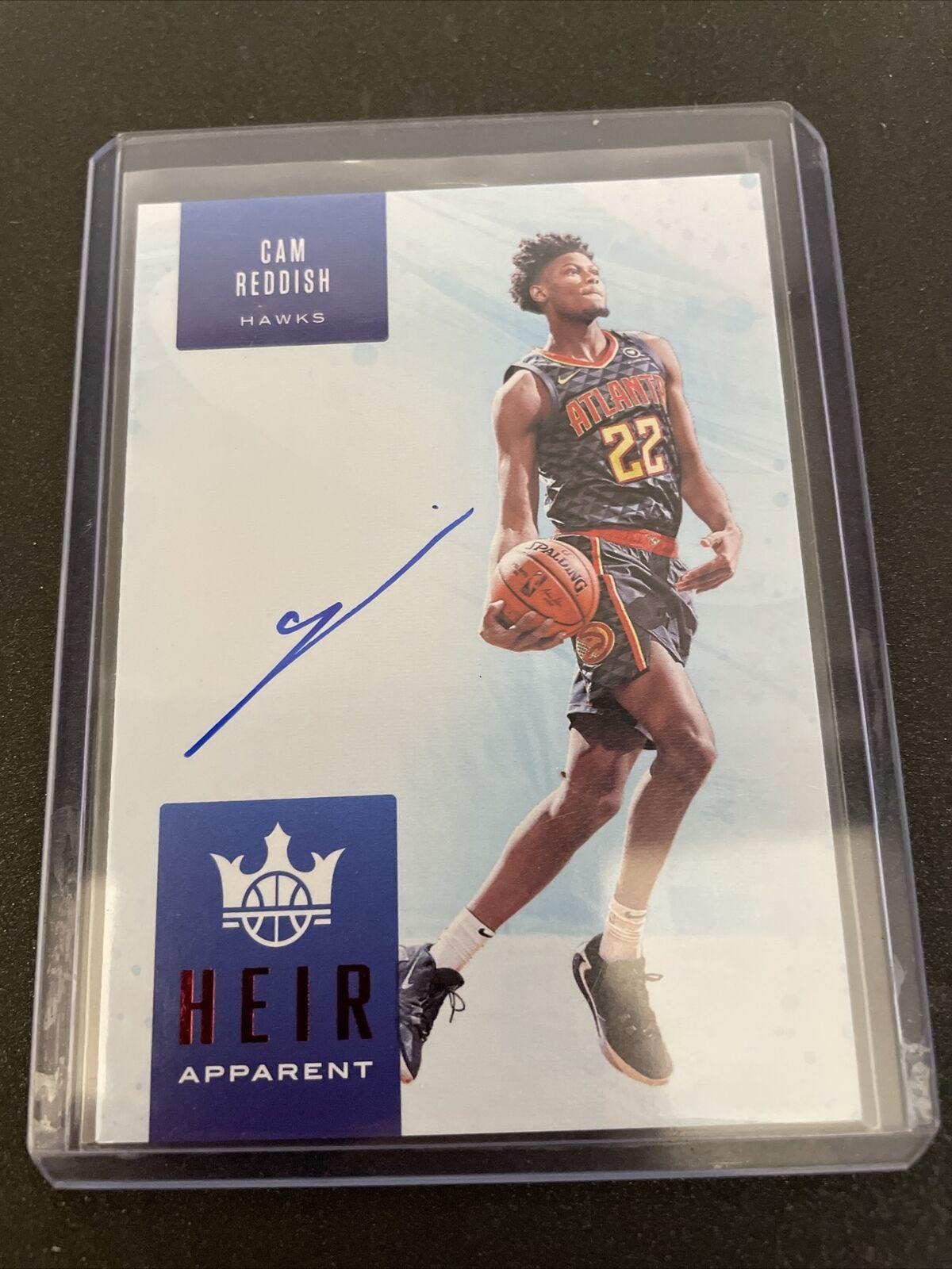 Cam Reddish NBA card