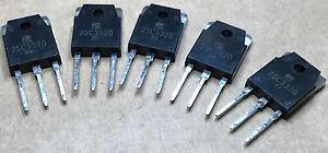 41-x-2SC3320-POWER-TRANSISTOR-TRIPLE-DIFFUSED