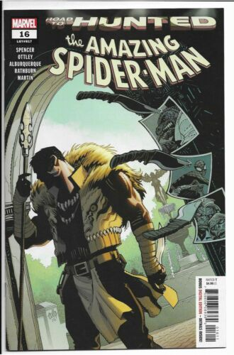 2019 Amazing Spider-Man #16