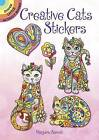 Creative Cats Stickers by Marjorie Sarnat (Paperback, 2016)