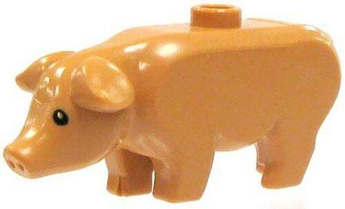 *NEW* Lego Pig Farm Small Animal Delicious Bacon Animal x 1 piece