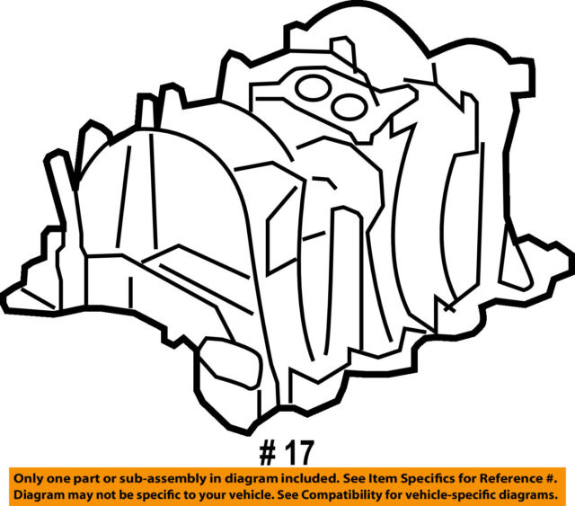 Ford Gt 40 Intake Manifold