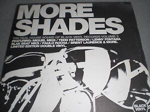 More-Shades-The-Real-House-Sound-Of-Black-Vinyl-Records-Volume-2-2-Lp-2001