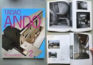 Ga Recent Projects: Tadao Ando 2 100% D'Origine
