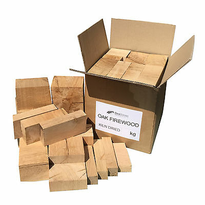 OAK FIREWOOD (KILN DRIED) seasoned log burner/stove/pit/chimnea fire wood fuel