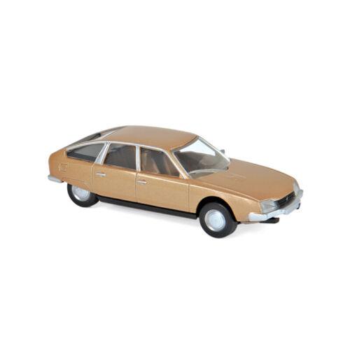 ° 3 Inch Modellauto NEU Norev 310910 Citroen CX beige metallic Maßstab 1:64