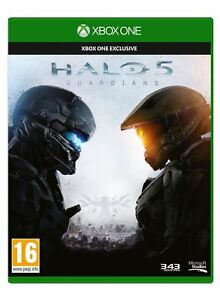 Halo-5-Guardians-Xbox-One-Mint-Super-Fast-Delivery
