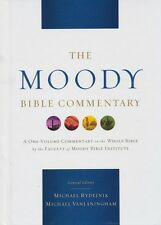 The Moody Bible Commentary 2014 ( Hardcover)