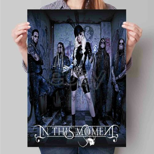 In This Moment Custom Poster Print Art Wall Decor
