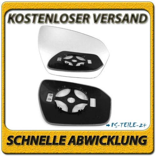 Glace Polie Pour Range Rover Evoque 2011-2013 Droit avec plaque chauffable