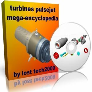 Details about BUILD YOUR OWN TURBINES READY CNC PULSEJETS FREE PISTON JET  ENGINE PLANS ON DVD