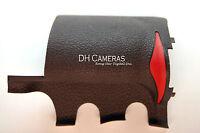 Nikon D3x Grip Front Main Grip Rubber Unit + Tape Adhesive1f998-602