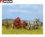 thumbnail 2 - NOCH-25420-Shrubs-Flowering-3-4-CM-High-5-Piece-New-Boxed