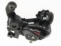 Shimano Rd-a070 Tourney 7 / 8 Speed Road Hybrid Bike Rear Derailleur on sale