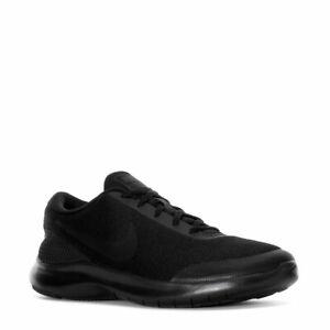 378a1b62908c2 Nike Men s Flex Experience RN 7 Extra Wide 4E Running Shoes Black ...