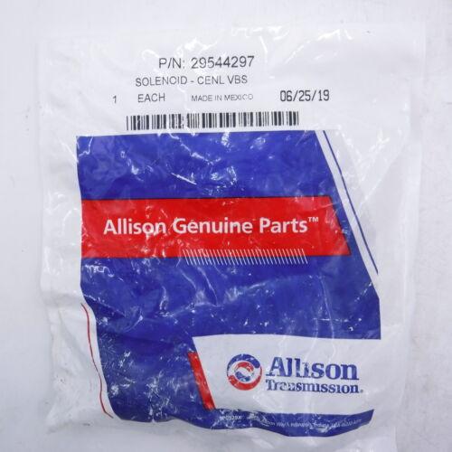 ALLISON SOLENOID CENL VBS 29544297