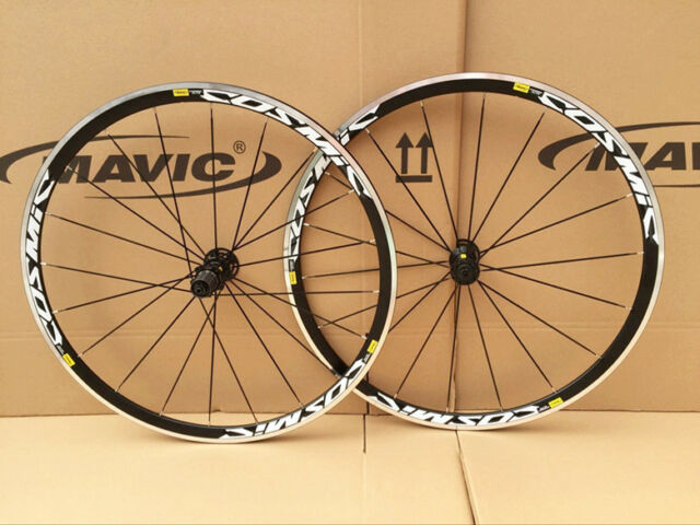 special for shoe save off buy New Mavic Cosmic Elite Clincher Road Bike Bicycle 700c F&R Wheels Wheelset