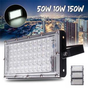 50W-100W-150W-LED-Faro-Faretto-Esterno-Giardino-Lampione-Super-Luminoso-IP65
