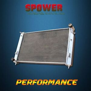 Details about 3 Row Aluminum Radiator For Holden Commodore VT VX HSV V8 LS1  GEN 3 Petrol 97-02