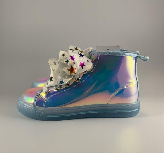 Jojo Siwa Iridescent Shoes Sneaker