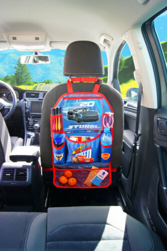 Disney® Back Car Van Seat Kids Organiser Tidy Multi-Pocket Storage Travel Frozen