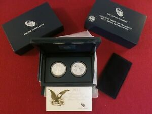 2012-S-American-Silver-Eagle-San-Francisco-Two-Coin-Set-First-Strikes