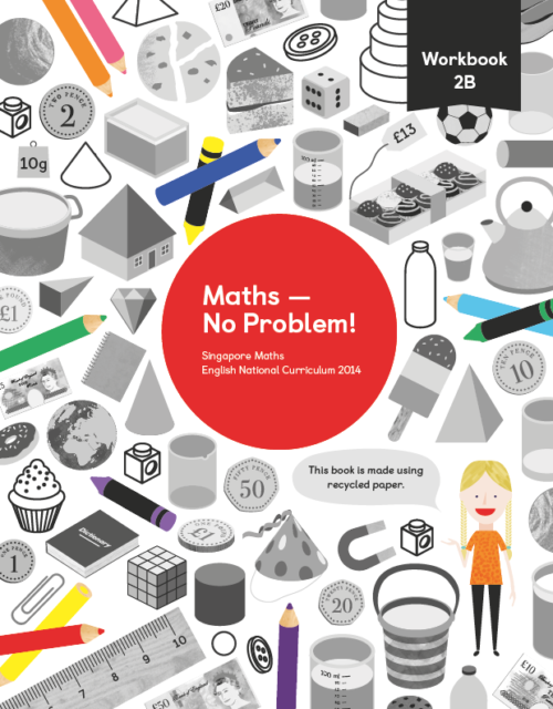 Maths - No Problem Workbook 2b Very Good Book Brandon Oh ISBN 9781