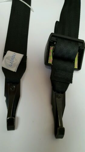 Evenflo Maestro,Triumph,Generation Chase Booster Belt Strap Double Hook.