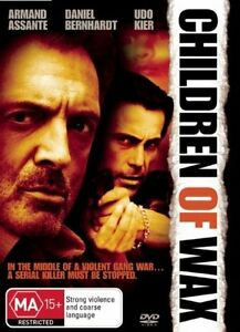 Children-Of-Wax-DVD-2007-R4-Armand-Assante-Terrific-Condition