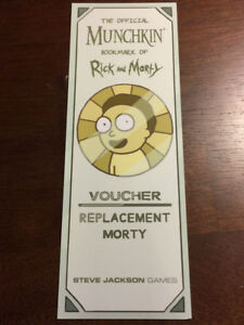 The-Official-Munchkin-Bookmark-of-Rick-and-Morty-Replacement-Morty