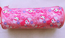 My Melody Sanrio Pen Pouch Cosmetic Case Bag Purse
