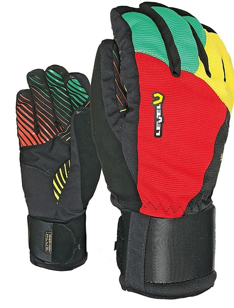 LEVEL Glove Switch Rainbow (200082) Handschuhe (200082) Rainbow e7fa08
