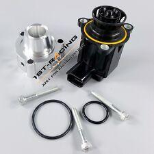 Turbo Cut Off Valve Diverte + BOV Adapter For VW Jetta Golf GTI Passat 2.0TFSI