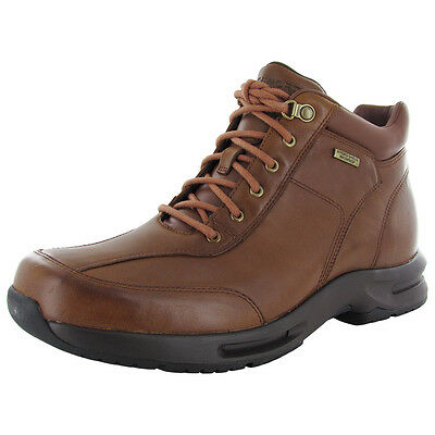 Rockport Mens Field Boot With Bike Toe Shoe
