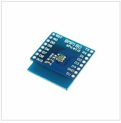 BMP180 Temperature Pressure Shield Wemos D1 Mini ESP8266 Arduino NodeMcu  IOT | eBay