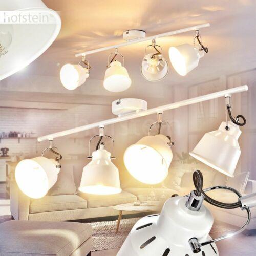 Robuste Steh Leuchte Wohn Zimmer Scheinwerfer Beistell Leuchte Metall Käfig E27