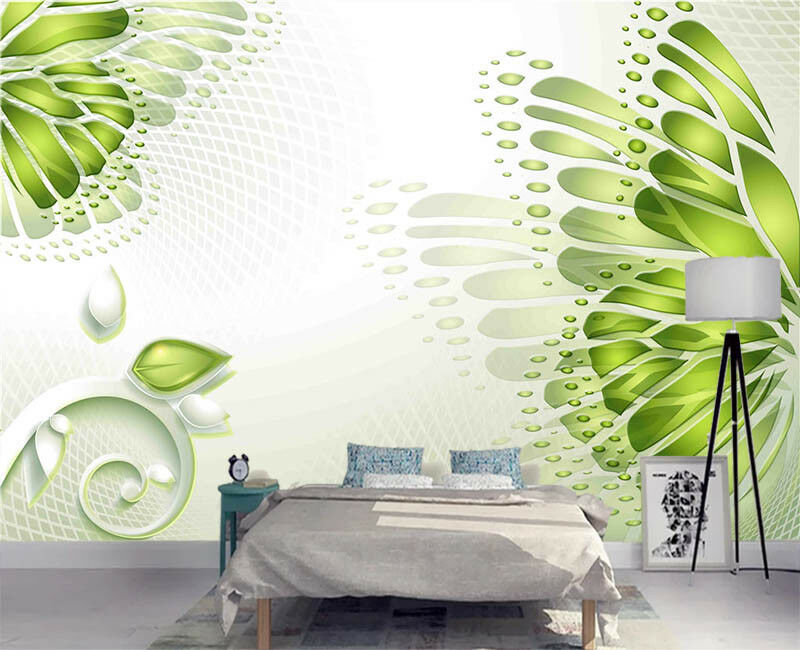Later Vast Butterfly 3D Full Wall Mural Photo Wallpaper Printing Home Kids Decor